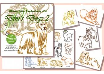 CD - Dini's Dogs 2
