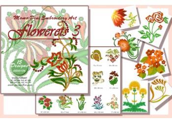 CD - Flowerets 3