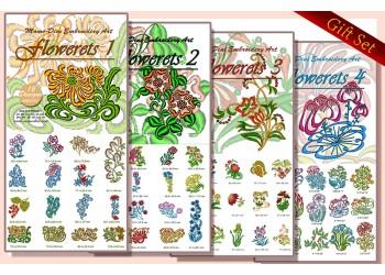 Gift Set - Flowerets