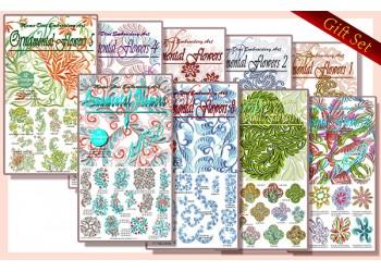 Gift Set - Ornamental Flowers