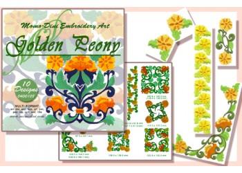 CD - Golden Peony