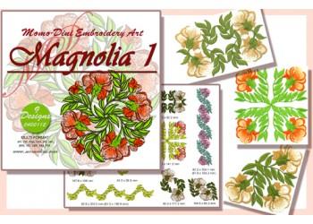 CD - Magnolia 1