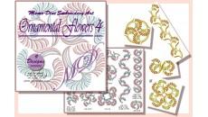 CD - Ornamental Flowers 4