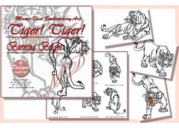 CD - Tiger! Tiger! Burning Bright
