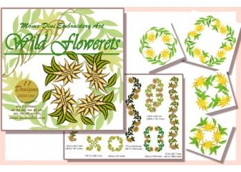 CD - Wild Flowerets