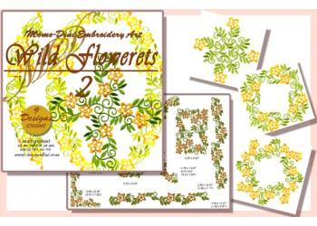 CD - Wild Flowerets 2